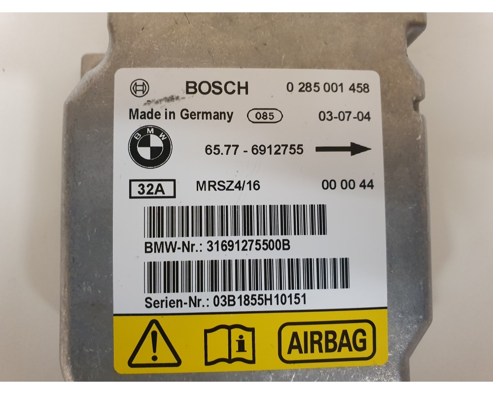 Airbag styreenhed modul 6912755-01